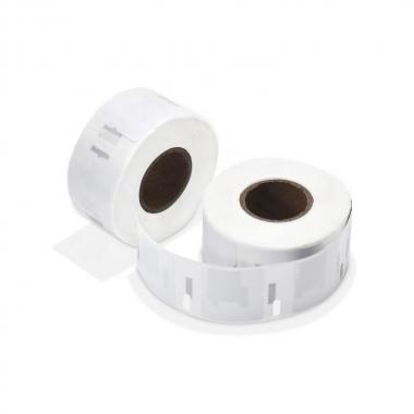 Dymo 11353 compatible labels, 13 x 25mm, 1000 etiketten