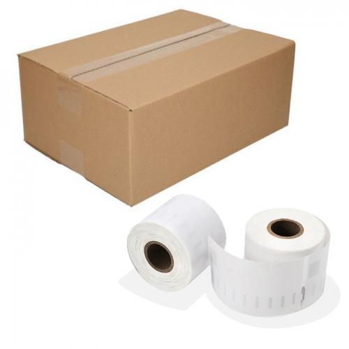 12 rollen Seiko SLP-SRL compatible labels, 101 x 54mm, 220 etiketten